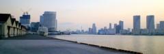 沙人 プライベート画像/日常心動風景 日の出桟橋からスカイツリー方向