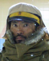 沙人(しゃと) プライベート画像/NHK『坂の上の雲』 兵士