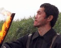 沙人(しゃと) プライベート画像 81〜100件 火炎1
