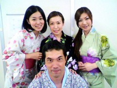 沙人 公式ブログ/監督となすびさんとガールズ 画像3