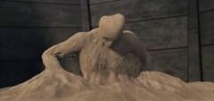 沙人 公式ブログ/僕は砂で作られた男だった!? 画像2