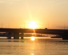 沙人(しゃと) プライベート画像 41〜60件 東京の朝焼け3