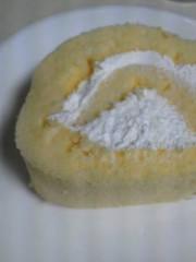 中ゆうこ 公式ブログ/癒やしのロールケーキ 画像1