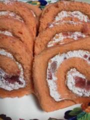 中ゆうこ 公式ブログ/ロールケーキ 画像1