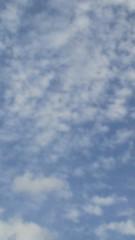 中ゆうこ 公式ブログ/秋の雲 画像1