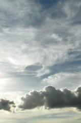 中ゆうこ 公式ブログ/夕方前の空。 画像1