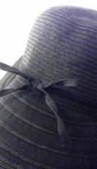 中ゆうこ 公式ブログ/置き忘れてた帽子が 画像1