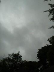 中ゆうこ 公式ブログ/どんより梅雨空 画像1