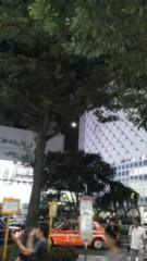 中ゆうこ 公式ブログ/渋谷で満月 画像1