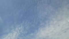 中ゆうこ 公式ブログ/秋の空 画像1