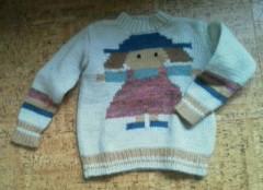中ゆうこ 公式ブログ/思い出の手編みのセーター 画像1