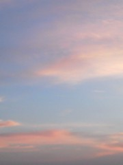 中ゆうこ プライベート画像/空模様 空模様