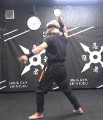 妃羽理 公式ブログ/本物の忍者がガイドする新宿忍者ツアーコースプラン 画像1