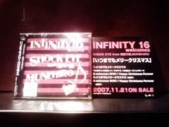 INFINITY 16 公式ブログ/明日は3rdシングル「いつまでもメリークリスマス」の発売日!! 画像2