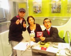 INFINITY 16 公式ブログ/TFM渋谷スペイン坂スタジオにINFINITY 16が出演!! 画像2
