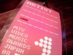 """INFINITY 16 公式ブログ/祝!!""""RED HOT AWARD""""受賞。MTV VMAJ08 画像2"""