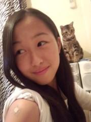 小嶋 里彩子 公式ブログ/グサっ 画像1