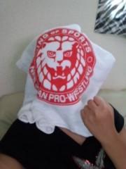 小嶋 里彩子 公式ブログ/新日本プロレスvs 画像1