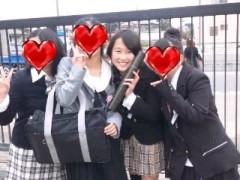 小嶋 里彩子 公式ブログ/卒業式 画像1