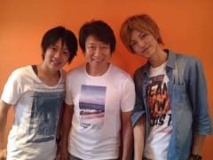 井上和彦 公式ブログ/昨日のラジオ 画像1