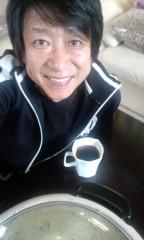 井上和彦 公式ブログ/朝から 画像1
