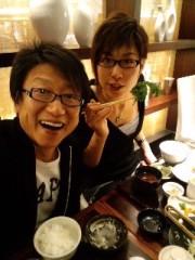 井上和彦 公式ブログ/腹ごしらえ終了 画像1