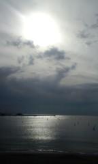 井上和彦 公式ブログ/銀色の海 画像2