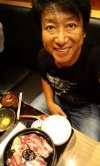 井上和彦 公式ブログ/ご飯中 画像1