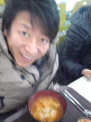 井上和彦 公式ブログ/安東到着 画像1