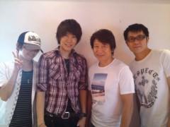 井上和彦 公式ブログ/昨日のラジオ 画像2