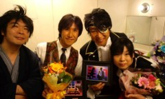 井上和彦 公式ブログ/無事終了 画像1
