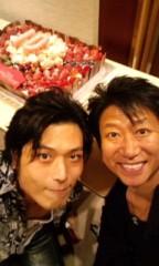 井上和彦 公式ブログ/10周年ケーキ 画像3