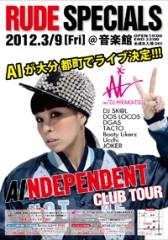 AI 公式ブログ/AI「INDEPENDENT」CLUB TOUR熊本のチケット一般発売方法決定!! 画像2