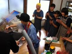 AI 公式ブログ/チャリティーTシャツ作り@福島県 画像1