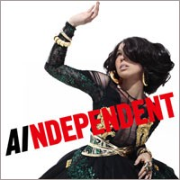 AI 公式ブログ/ニューアルバム「INDEPENDENT」2/22発売決定!! 画像2