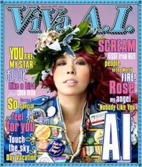 AI 公式ブログ/Brand New Album 「VIVA A.I.」3.4 out street!! 画像1