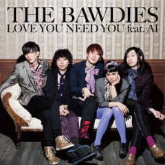 AI 公式ブログ/「LOVE YOU NEED YOU feat. AI」発売中!! 画像1