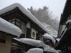 井坂聡 公式ブログ/雪国! 画像1