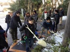 井坂聡 公式ブログ/雪遊びではありません! 画像1