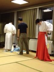 井坂聡 公式ブログ/昨日の稽古場にて 画像1