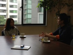 井坂聡 公式ブログ/新人賞インタビュー 画像1