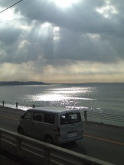 井坂聡 公式ブログ/冬の海 画像3