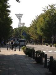 井坂聡 プライベート画像 横浜スタジアム