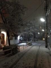 井坂聡 公式ブログ/雪だ! 画像2
