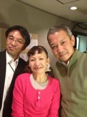 井坂聡 公式ブログ/高泉淳子さんと 画像1