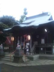 井坂聡 公式ブログ/近所のお稲荷さんにて 画像1