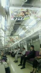 鈴木淳(しながわてれび出演者blog) 公式ブログ/タフマン電車! 画像1