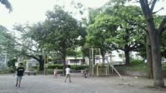 鈴木淳(しながわてれび出演者blog) 公式ブログ/公園散歩! 画像1