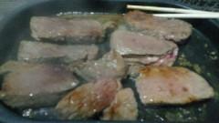 鈴木淳(しながわてれび出演者blog) 公式ブログ/肉焼きました! 画像2