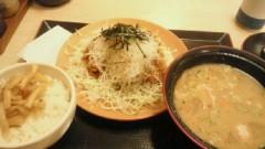 鈴木淳(しながわてれび出演者blog) 公式ブログ/かつやで飯! 画像1